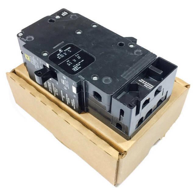 Square D EGB14020EPD 1 pole 20amp 277v EPD  circuit breaker Warranty!