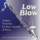 Low Blow 0884501943864 by James M. Hinson CD