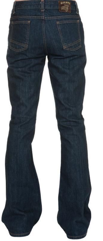 Neu Run & Fly Retro     vintage60's 70's Jahre Style Stiefelcut Ausgestellt Indigo   Exquisite Verarbeitung    Vorzugspreis    Innovation    Großer Verkauf    Deutschland  e202dc