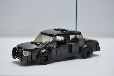 LEGO City Police Car Cop Black SWAT Speed Champions Custom Interceptor