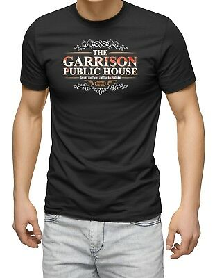 The Garrison Inspired T Shirt Top Mens Tee Great Gift Cotton PEAKY BLINDERS