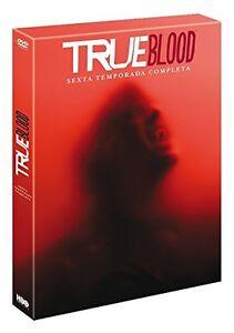 TRUE BLOOD DVD TEMPORADA SEXTA 6 6ª COMPLETA NUEVO ( SIN ABRIR ) //