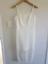thumbnail 1 - Worn Once EUC  Kookai 38 WHITE Aria Midi Dress, lattice style crochet