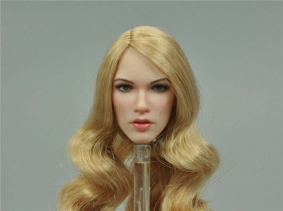 Head Sculpt for VERYCOOL VCL-1002 Scale Fashion Female 1 6 Scale Action Figure