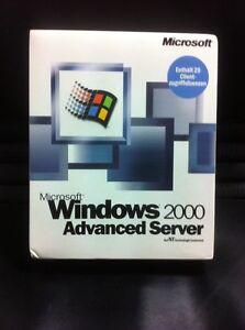 Windows-2000-Advancend-Server-mit-Internet-Connector-Lizenz-unlimited-Users-DE