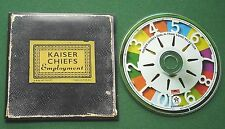 Kaiser Chiefs Employment inc I Predict a Riot & Born To Be A Dancer + CD