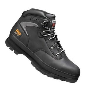 9dc69d2579770 Image is loading TIMBERLAND-PRO-6201064-Euro-Hiker-Safety-Boots-Black-
