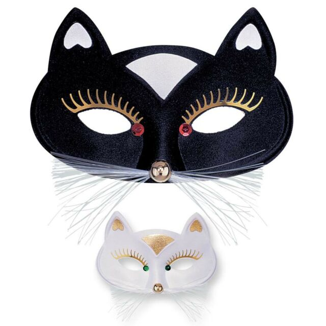 Katze Maske Karneval Fasching Erwachsener