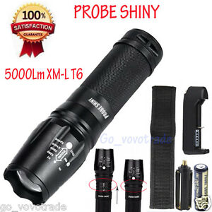 G700-X800-5000Lm-XM-L-T6-LED-Zoomable-Military-Torch-Flashlight-Battery-Charger