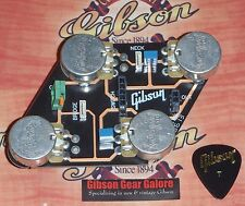 Stupendous Gibson Les Paul Pot Board Quick Connect Control Cts Solderless For Wiring 101 Nizathateforg