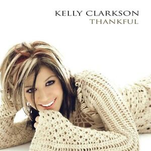 KELLY-CLARKSON-Thankful-CD-NEW-2003-Gold-Series