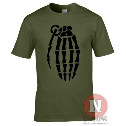 Os Grenade jesse pinkman breaking the bad T-shirt imprimé entièrement