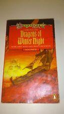 Weis & Hickman - Dragons of Winter Night (Anglais)