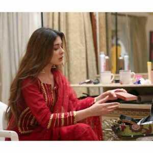 Indian Elegant Kurta Kurti Palazzo Beautiful Dupatta Salwar Kameez Diwali Dress