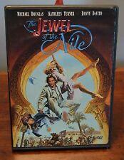 The Jewel of the Nile (DVD, 1999) Michael Douglas Danny DeVito Kathleen Turner