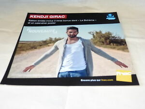 Kendji-Girac-French-Record-Store-Promocion-Adv-Display