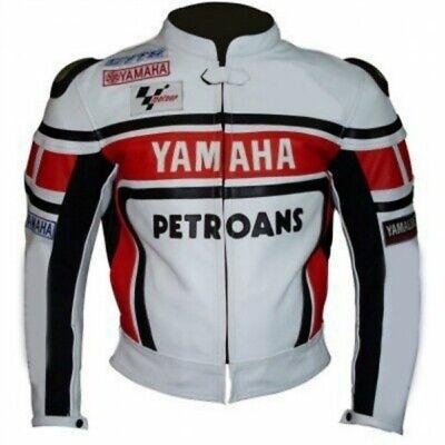 giubbotto pelle yamaha in vendita Giacche e giubbotti | eBay