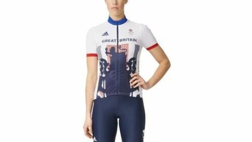 adidas m GB Olympic Women's Cycling Jersey