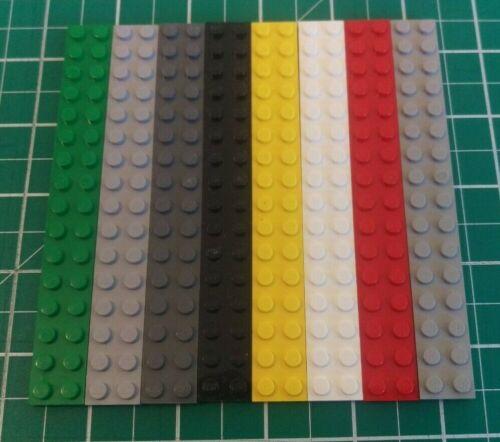 Lego 4282 Plate 2 X 16 Studs x2