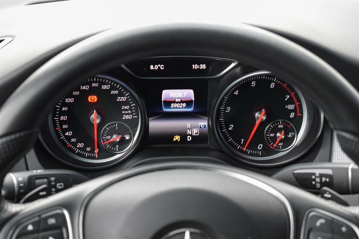 Mercedes CLA200 1,6 SB aut. - billede 6