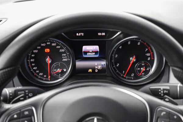 Mercedes CLA200 1,6 SB aut. billede 6