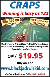 Fun facts about craps