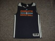NBA Charlotte Bobcats Team Issued 2013-14 Navy Practice Jersey Size 3XL2