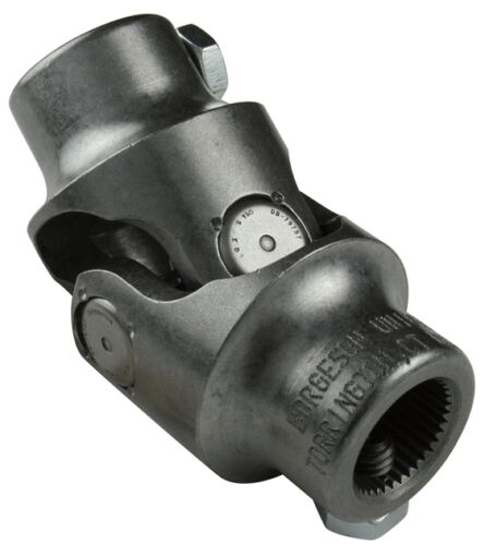 Borgeson 015225 Steering Universal Joint Steel 1DD X 11//16-36