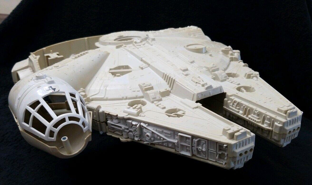 Vintage 1979 Star Wars Millennium Falcon Ship Kenner PARTS PARTS PARTS OR REPAIR ONLY 46a48d