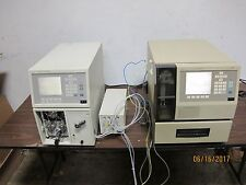 Waters Millipore Hplc System 600s Controller Degasser 616 Pump Amp 717 Autosam
