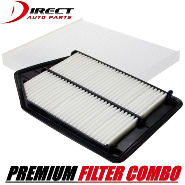 ACURA CABIN AIR AND AIR FILTER COMBO FOR ACURA TLX 2.4L