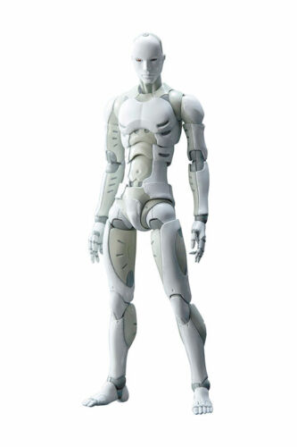 TOA Heavy Industries 4th Production Synthetic Human Action Figure 1//12 Japan New