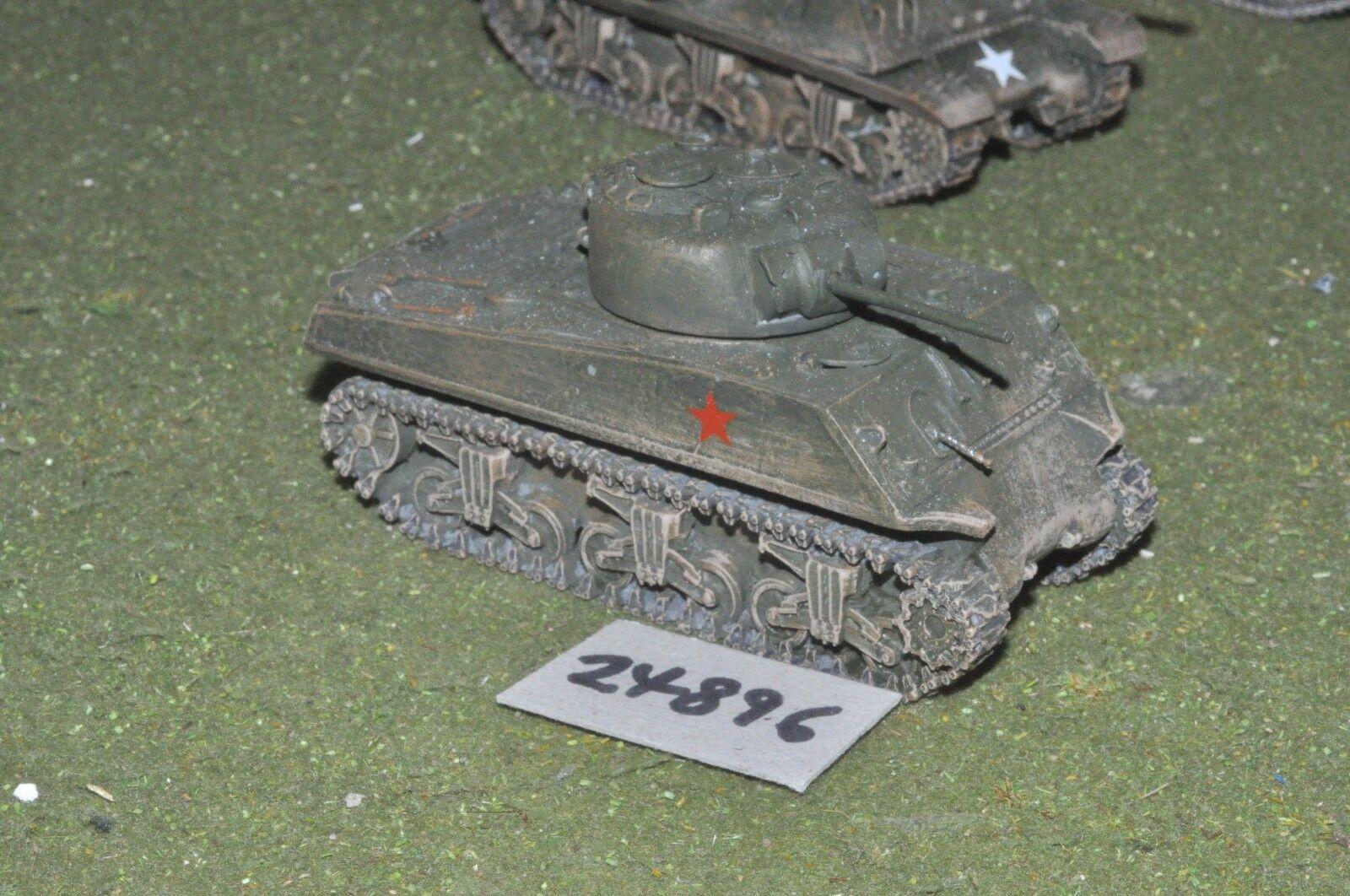 28mm WW2   russian - 1 tank - vehicles (24896)