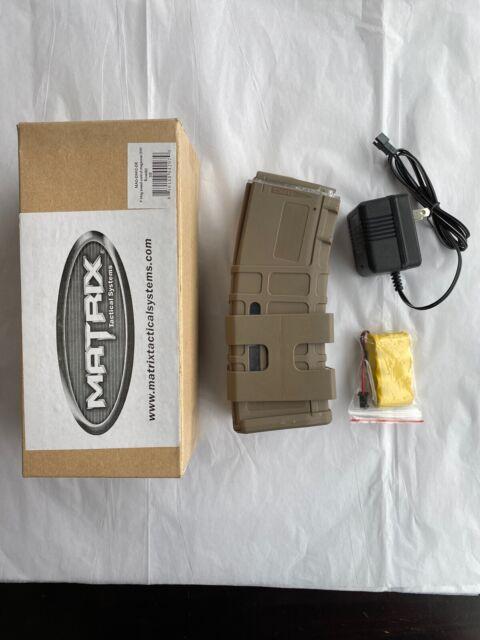 Airsoft Bay PTS 2pcs 150rd EPM Enhanced Polymer Magazine For M4 M16 AEG Black