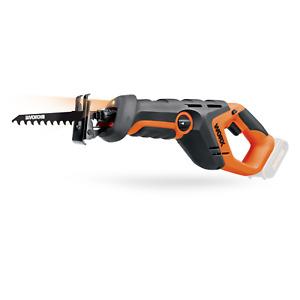 WORX WX508L 20V PowerShare Cordless Reciprocating Saw