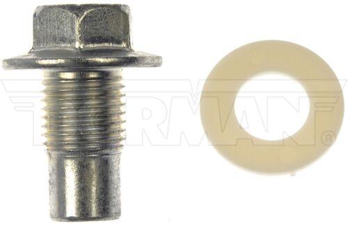 For Eagle Chrysler GMC Oil Drain Plug Pilot Point 1//2-20 Head Size 9//16 In.
