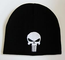 Punisher - Logo Skull Beanie Hat Cap