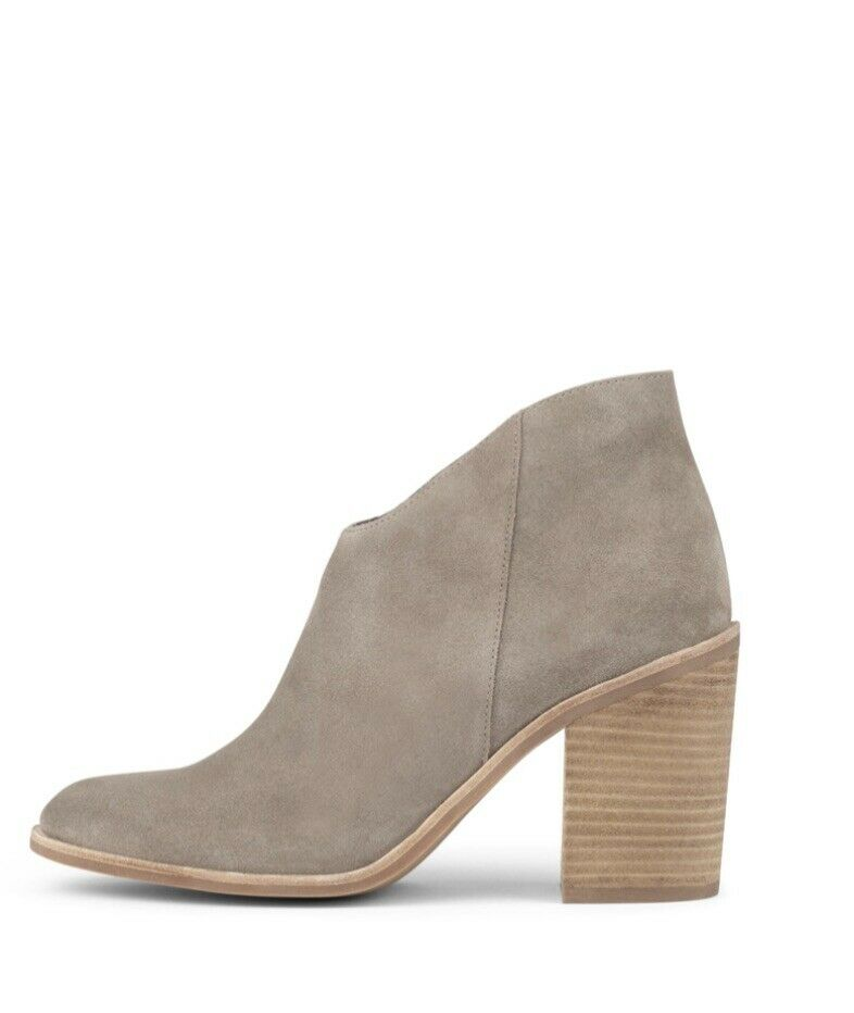 New Jeffrey Campbell Kamet 2 Boots Size 8 / 39 Taupe Ankle Bootie