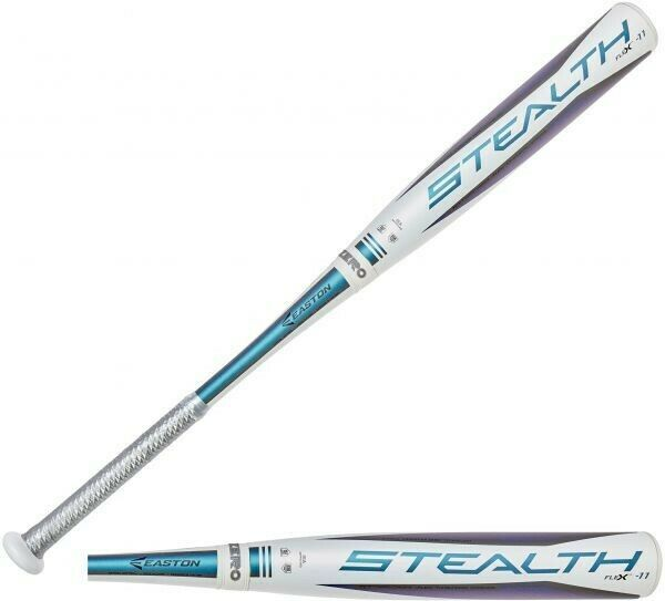Easton 2018 FP18SF11 Stealth Flex Balanced Fastpitch Softball Bat -11 33 22
