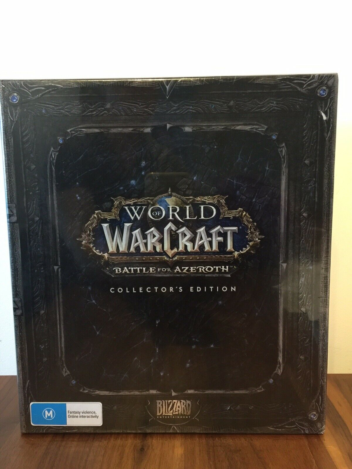 World Of Warcraft  Battle for Azeredh - Collector's Edition (PC) New Unopened