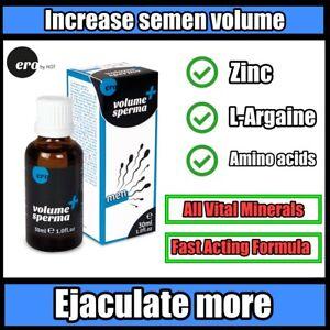 Ejaculate zinc supplement increase zinc to