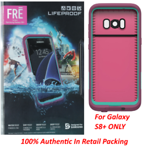 timeless design b4fd2 375e4 Details about Authentic Lifeproof Case WaterProof Cover For Samsung Galaxy  S8+ PLUS ONLY