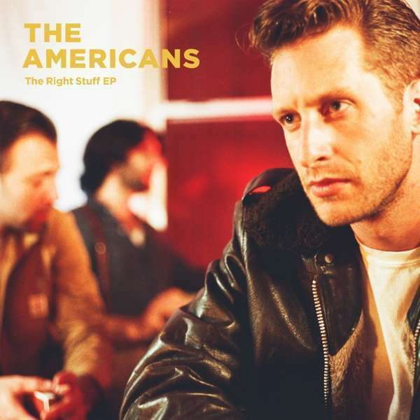 Americanos The - Right Stuff EP The New CD