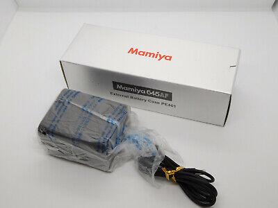 Mamiya 645af batería externa cesta //// external Battery case pe401 nuevo//new