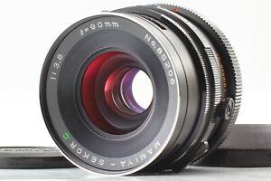 Eccellente-5-Mamiya-Sekor-LENTE-90mm-f-3-8-C-RB67-Pro-S-dal-Giappone-SD