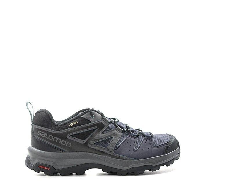 Zapatos señora salomon gris pu, sustancia l40484100 l40484100 l40484100  el mas reciente