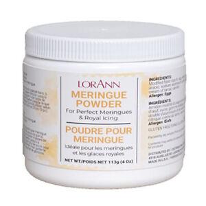 MERINGUE-POWDER-LorAnn-Baking-Supplies-Choose-From-2-Sizes-Royal-Icing
