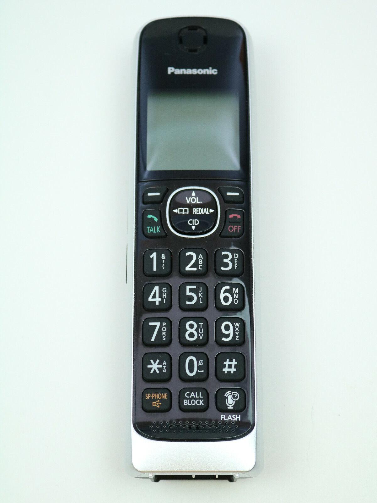 NEW Panasonic KXTGFA61B KX-TGFA61 Link2Cell Additional Expansion Handset for TGF