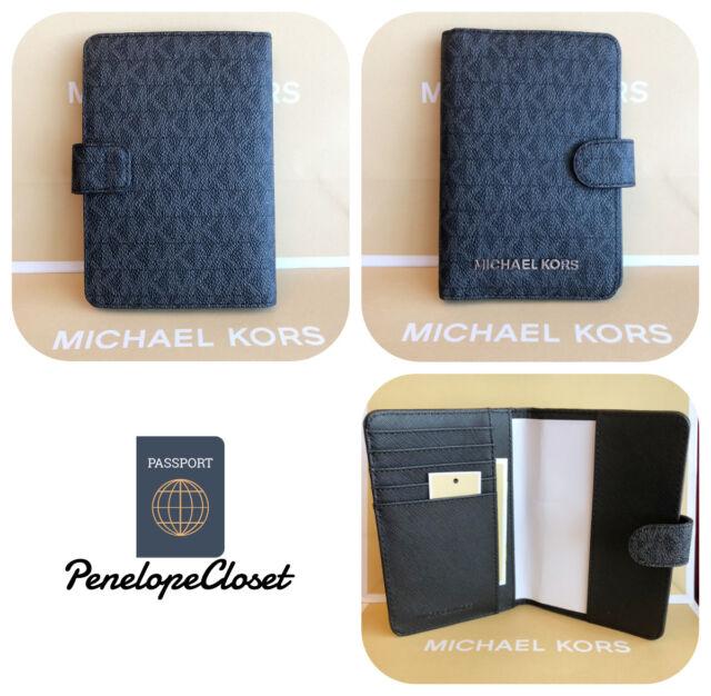 5d2f31cd6e41 ... Mk Jet Set Travel Passport Holder Wallet · Michael ...