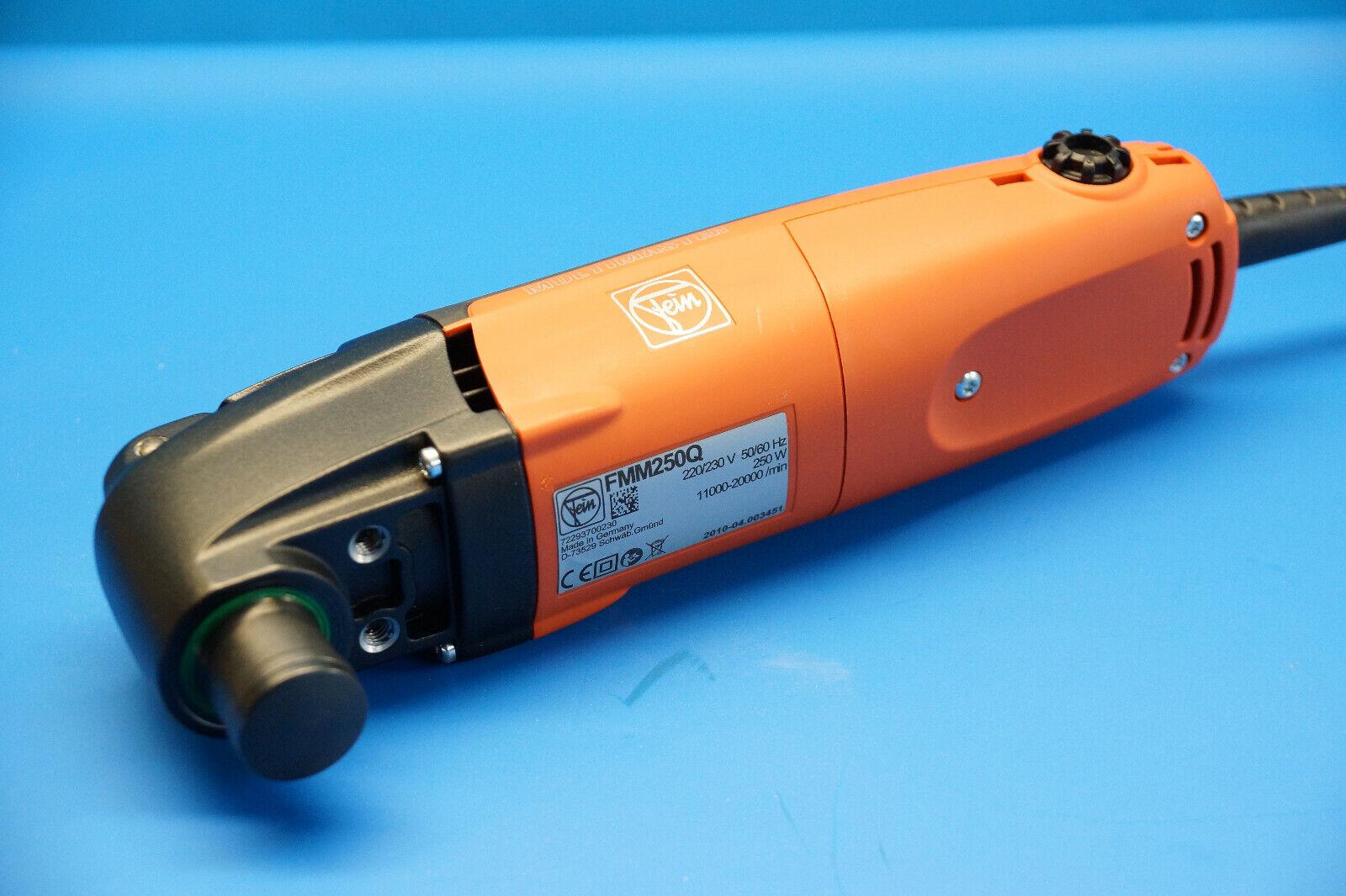 Fein MultiMaster FMM 250Q mit Koffer (J17